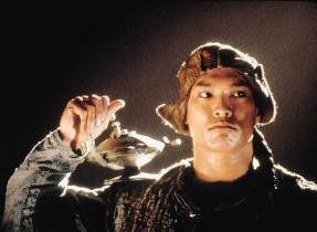 Wo ist denn jetzt der Geist hin? Jason Scott Lee  als Aladdin