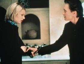 Glaubst du denn, ich will dich töten? Michael Douglas und Gwyneth Paltrow