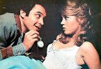 Cat Ballou Jane Fonda) hat sich in den kleinen Gauner Clay Boone (Michael Callan) verliebt