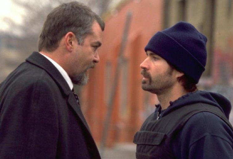 Wer ist hier der gute Cop? Ray Liotta (l.) mit Jason Patric