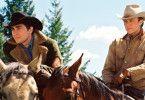 Scheinbare Wild-West-Idylle: Jake Gyllenhaal (l.) und Heath Ledger