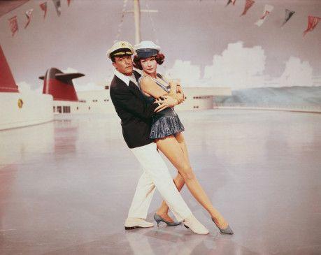Sie schwingen das Tanzbein: Shirley MacLaine und Gene Kelly