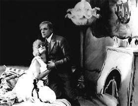 Träum ich, oder wach ich?! Alfred Abel und Lya de Putti
