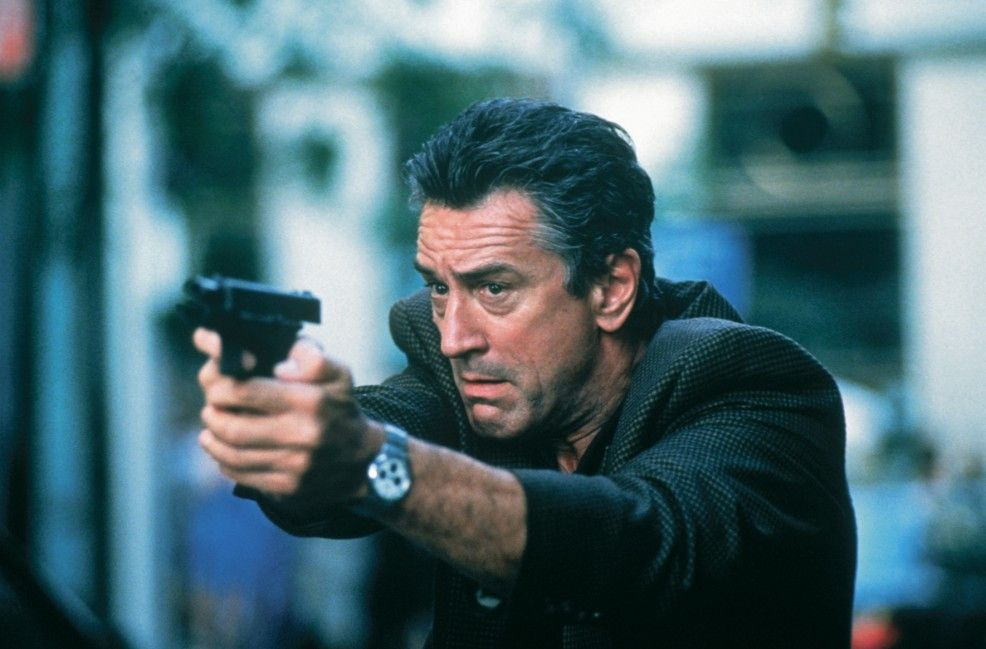 Schießt sich einmal mehr den Weg frei: Robert De  Niro