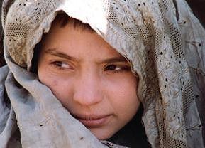 Niemand darf die wahre Identität von Osama (Marina Golbahari) entdecken