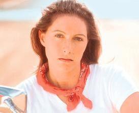 Ganz schön heiß hier in Australien! Claudia Karvan