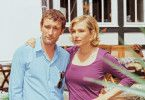 Noch sind Heikko Deutschmann und Aglaia Szyszkowitz glücklich...