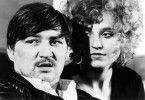 Seine Arbeitswut brachte ihn früh ins Grab: Rainer Werner Fassbinder, hier mit Hanna Schygulla