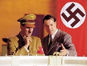 Das neue Berlin, mein Führer! Sebastian Koch als Speer, Tobias Moretti als Hitler