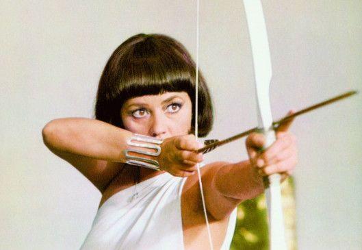 Den Bogen überspannt? Jeanne Moreau