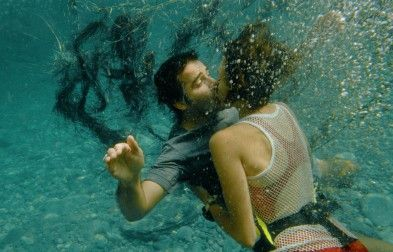 Faszinierende Unterwasserwelt! Beat Marti als Roger