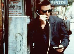 Auch am Telefon der Coole: Alec Baldwin