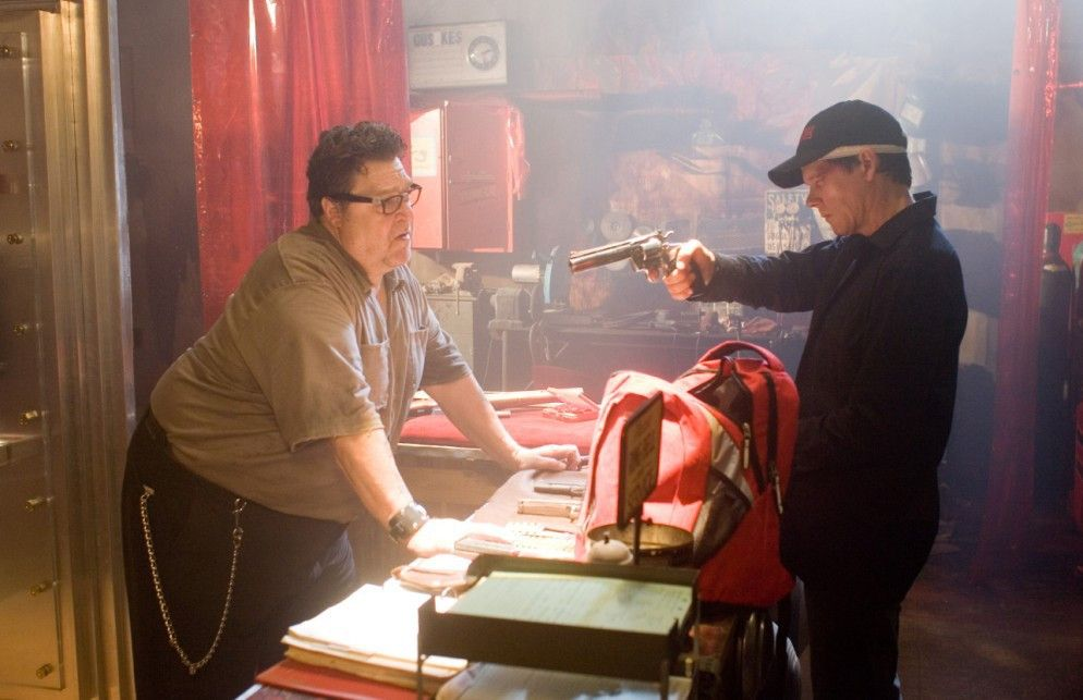 Keine Faxen! Kevin Bacon bedroht John Goodman