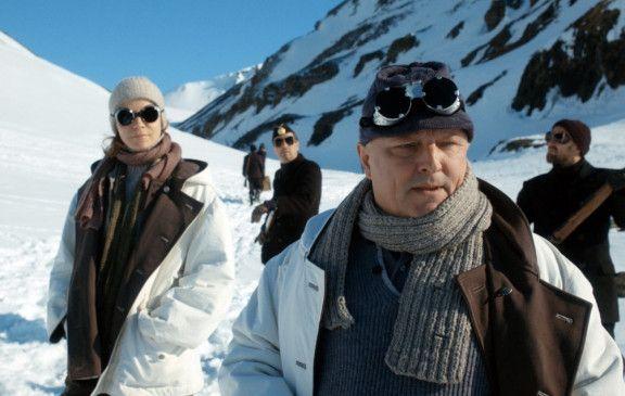 In eisigen Welten: Jeanette Hain und Axel Prahl