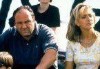 Das Mafia-Leben ist auch nicht mehr, was es mal war: James Gandolfini und Edie Falco