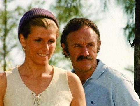 Ablenkung pur: Gene Hackman und Jennifer Warren