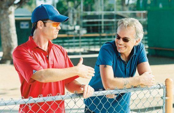 Auf die Kids gekommen: Billy Bob Thornton (r.) und Greg Kinnear