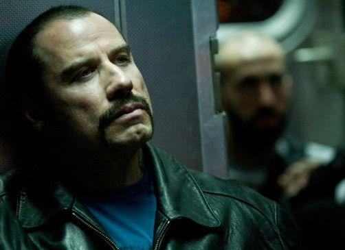 Der Gangster denkt nach - John Travolta