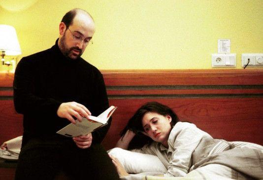 Doch alles nur Theater? Javier Cámara und María Botto