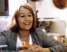 Da hab' ich mir aber ein leckeres Baguette  gebacken! Annie Girardot