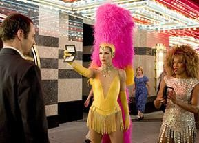 Hauptsache schrill: Sandra Bullock (M.)