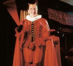 Bin ich nicht teuflisch hübsch? Oscar-Preisträger Geoffrey Rush