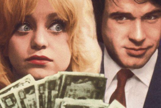 Die Dollars gehören uns: Goldie Hawn und Warren Beatty