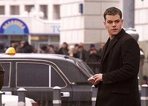 Jäger oder Gejagter? Matt Damon als Jason Bourne