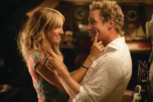 Das Traumpaar kann nichts reißen: Sarah Jessica Parker und Matthew McConaughey
