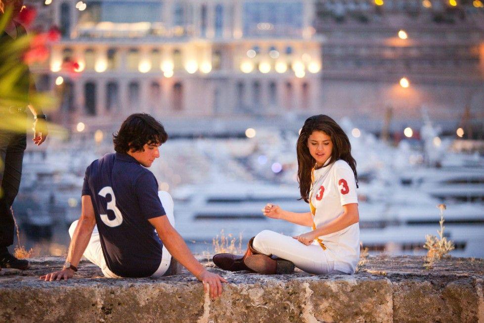 Verliebt in Frankreich: Selena Gomez