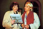 Schau dir mal das Bild an! Sylvia Kristel (l.) und Jennifer Nitsch