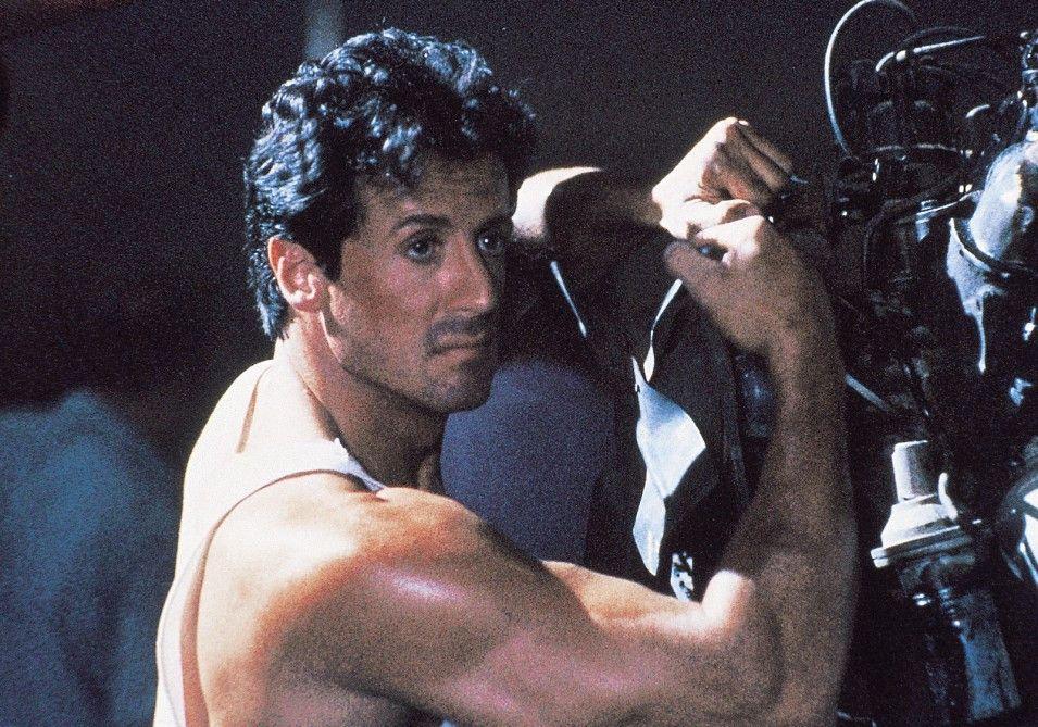 Sylvester Stallone will sich im Knast nicht unterkriegen lassen