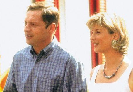 Was macht der Junge denn da? Jean-Philippe Ecoffey und Michèle Laroque