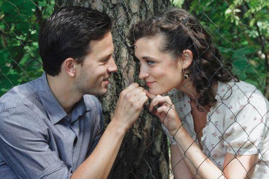 Wahre Liebe? Franz Dinda und Friederike Becht