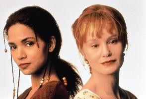 Gegnerinnen vor Gericht: Halle Berry (l.) und Jessica Lange
