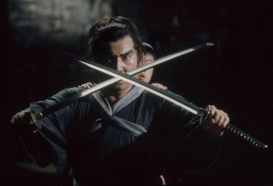 Ich werde mich fürchterlich rächen! Tomisaburo Wakayama als Ogami