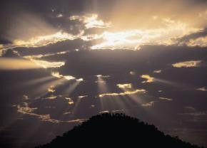 Bizarre Gebilde: Wolken