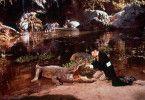 Dr. Dolittle (Rex Harrison) beherrscht auch die Sprache der Krokodile