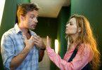 Leo (Lucas Gregorowicz) und Nina (Mina Tander) diskutieren mal wieder