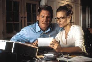 Der sich sorgende Ehemann und sein durchgedrehtes  Weib? Harrison Ford und  Michelle Pfeiffer