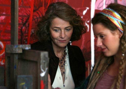 Die schöne Welt der Kunst: Charlotte Rampling und Manuela Vellés
