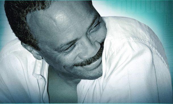 Tausendsassa im Musikgeschäft: Quincy Jones