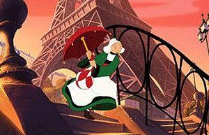 Auf ins Abenteuer! Bécassine in Paris