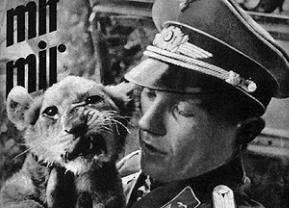 Jagdflieger, Kriegsheld und Star der Nazi-Medien: Franz von Werra