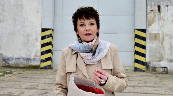 Katrin Sass als feste Größe in den ARD-Usedom-Krimis.