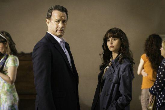 """Robert Langdon (Tom Hanks) wird darin mit einer Reihe von Hinweisen konfrontiert, die mit Dantes """"Inferno"""" zusammenhängen."""