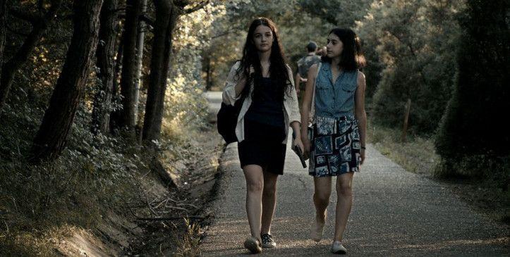 Nix wie weg: Lika Babluani (l.) als Eka und Miriam Bokeria als Natia.