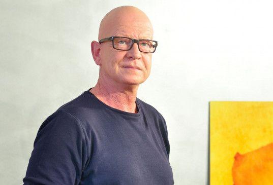 Polizeibeamter und Schauspieler: Michael Naseband.