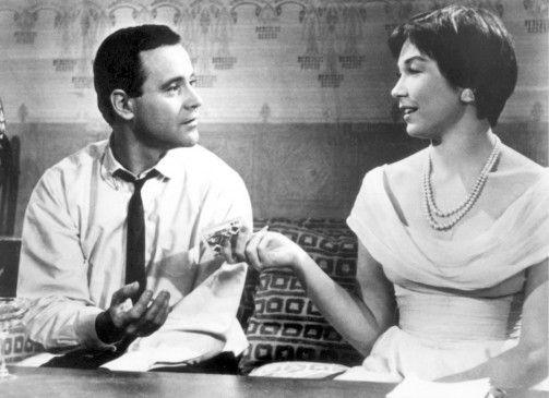Sag's mit Karten! Shirley MacLaine und Jack Lemmon
