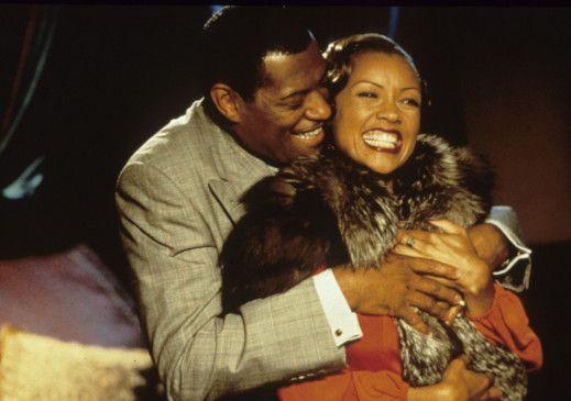 Wir gehören zusammen, Baby! Laurence Fishburne und Vanessa L. Williams